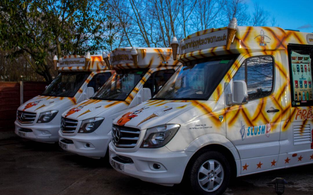Chester Ice Cream Van Hire – Corporate Event