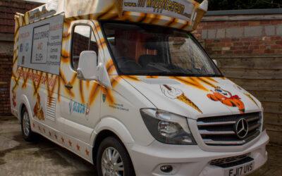 Mr Whippy Ice Cream – Zero Emission Fleet Aim