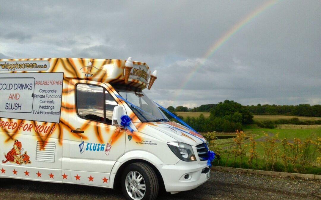 Mr Whippy Ice Cream – Event Ice Cream Van Hire